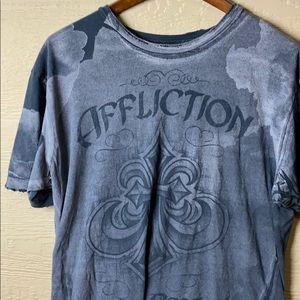 Affliction Shirts - Affliction #78 Men's Slim Fit T Shirt